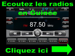Radio liens JPEG