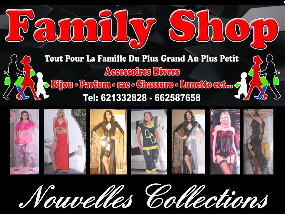 Family Shop page 1